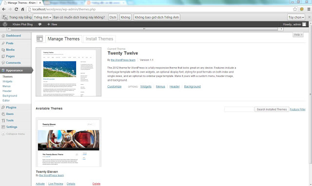theme-wordpress
